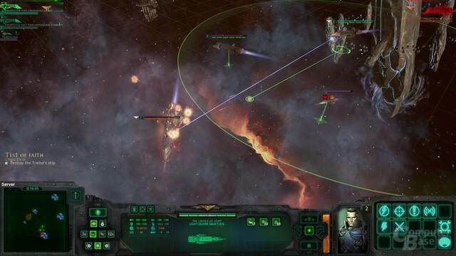 Visuell überzeugt Battlefleet Gothic: Armada