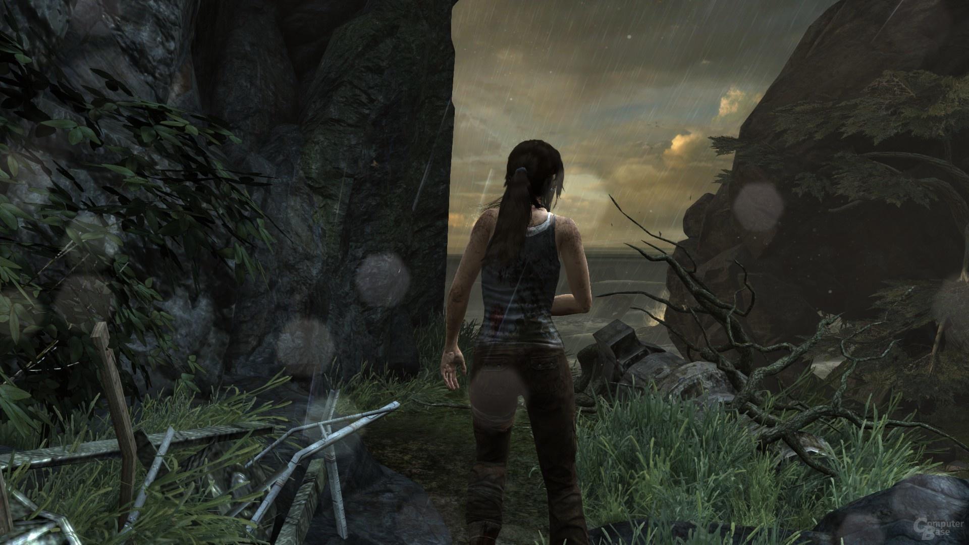 Tomb Raider unter Windows