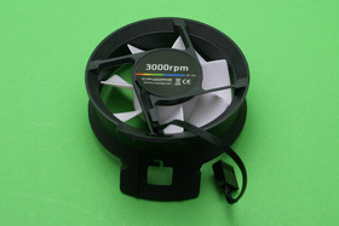Cryorig A40 Ultimate: Airflow-Zusatzlüfter
