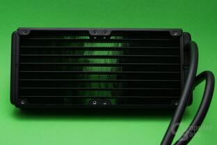 Cryorig A40 Ultimate: Radiator