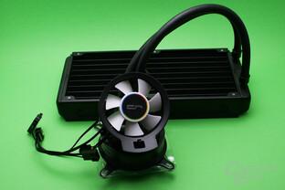 Cryorig A40 Ultimate ohne Radiatorlüfter