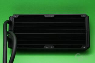 Arctic Liquid Freezer 240: Radiator