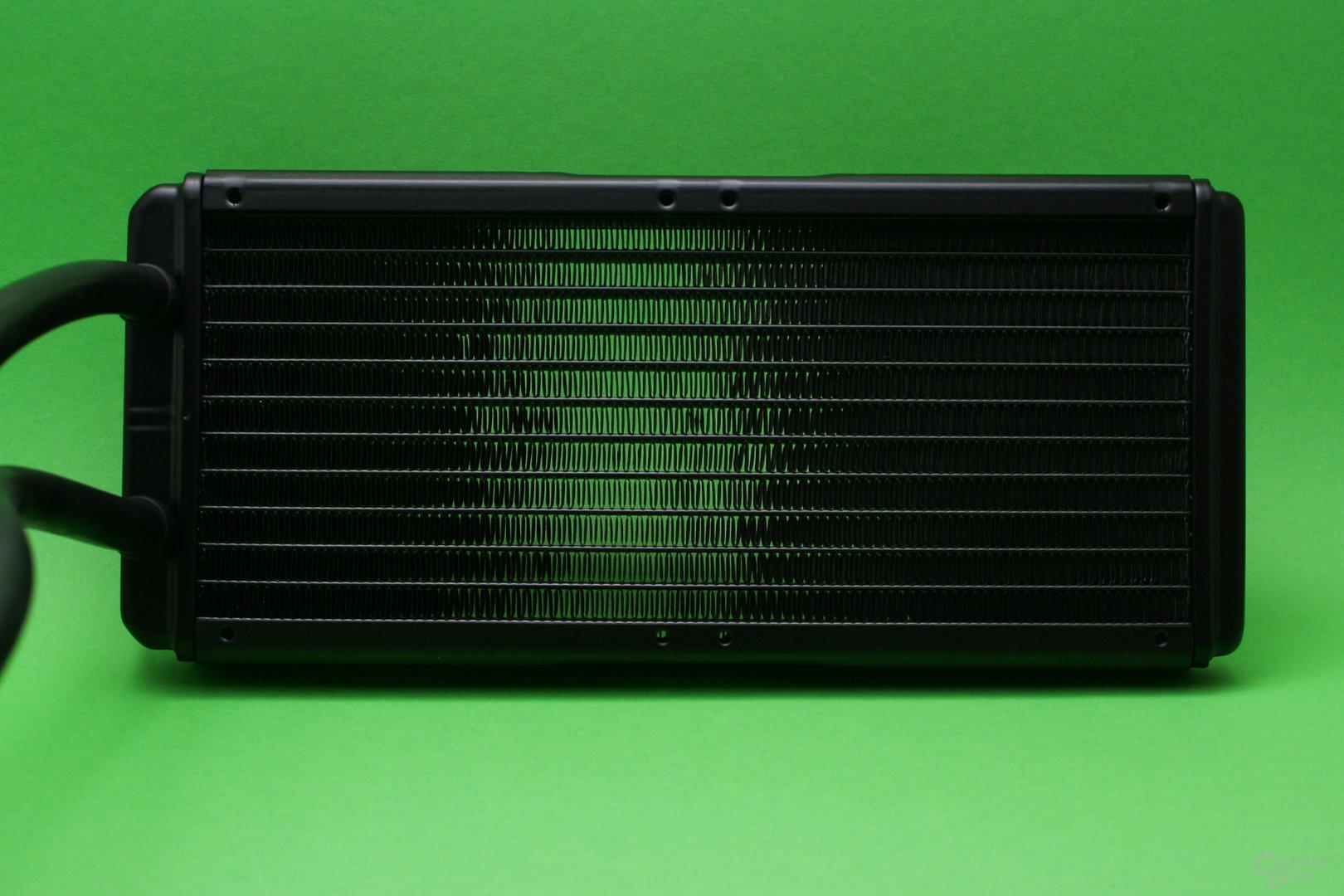 Enermax Liqmax II 240: Radiator