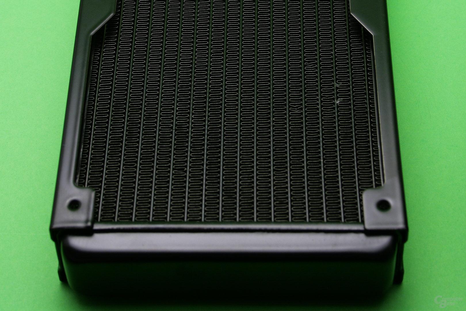 Lepa EXllusion 240: Radiator ist sehr gut verarbeitet