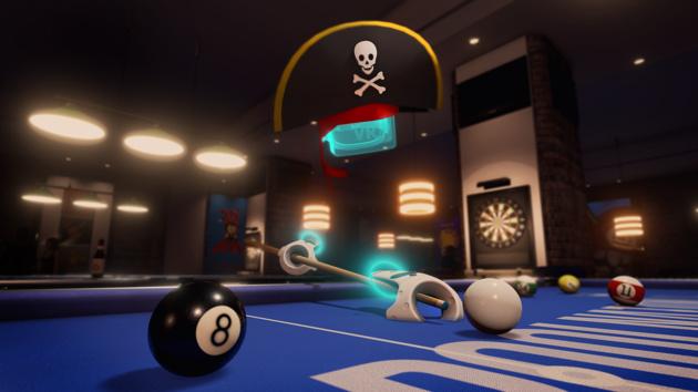 Pool Nation VR: Anmeldung zur Beta für Vive-Besitzer möglich