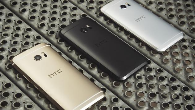 Jetzt verfügbar: HTC 10 ab heute für 699 Euro erhältlich
