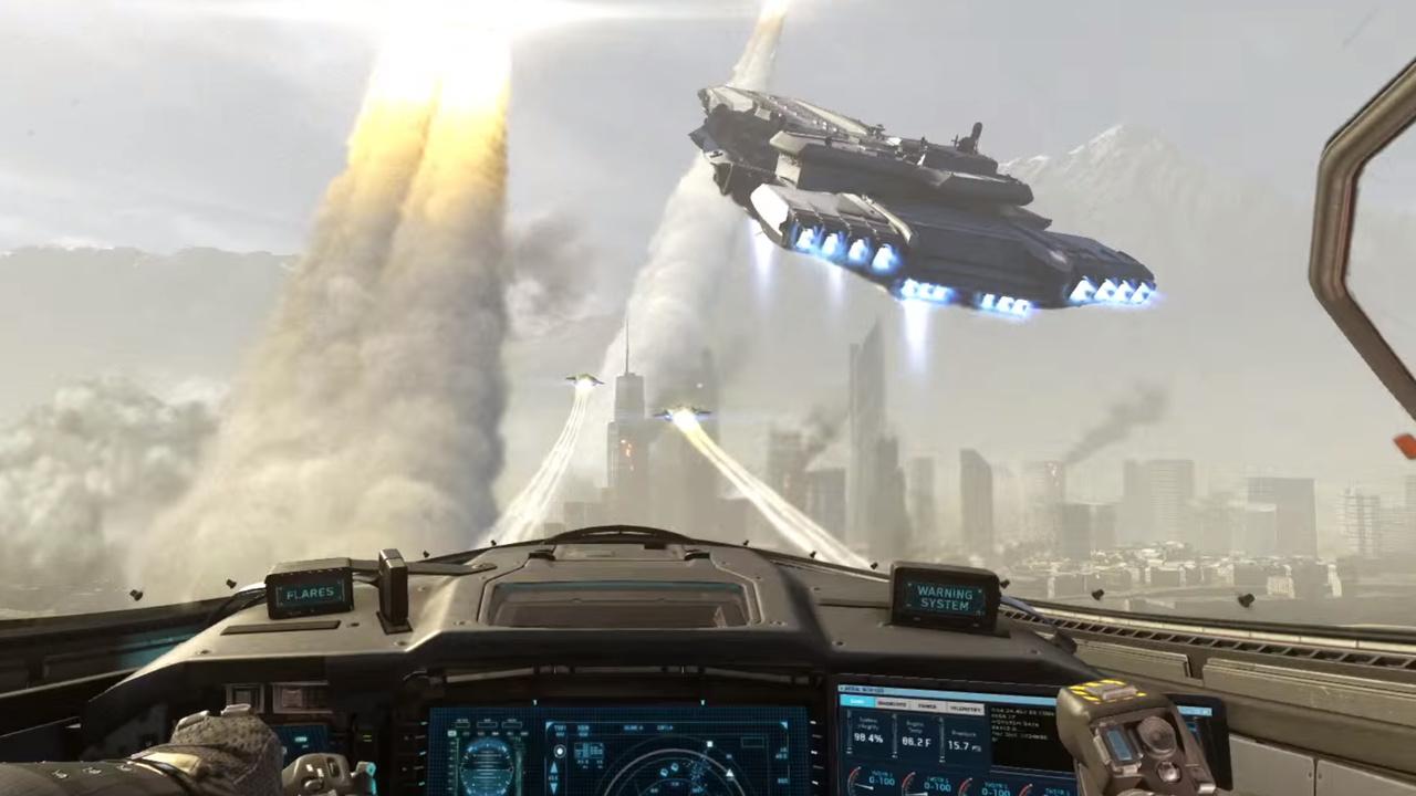Call of Duty: Infinite War: Am 4. November beginnt die Verteidigung der Erde