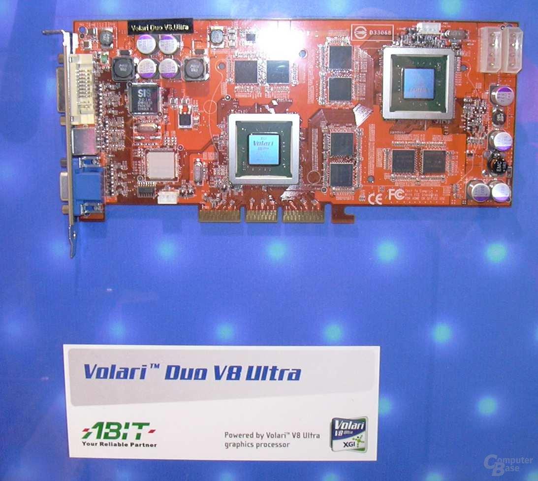 ABit Volari Duo V8 Ultra