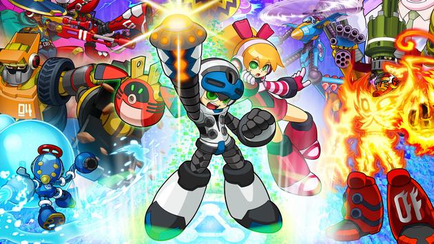 Mighty No. 9: Mega Mans geistiger Nachfolger erreicht Gold-Status