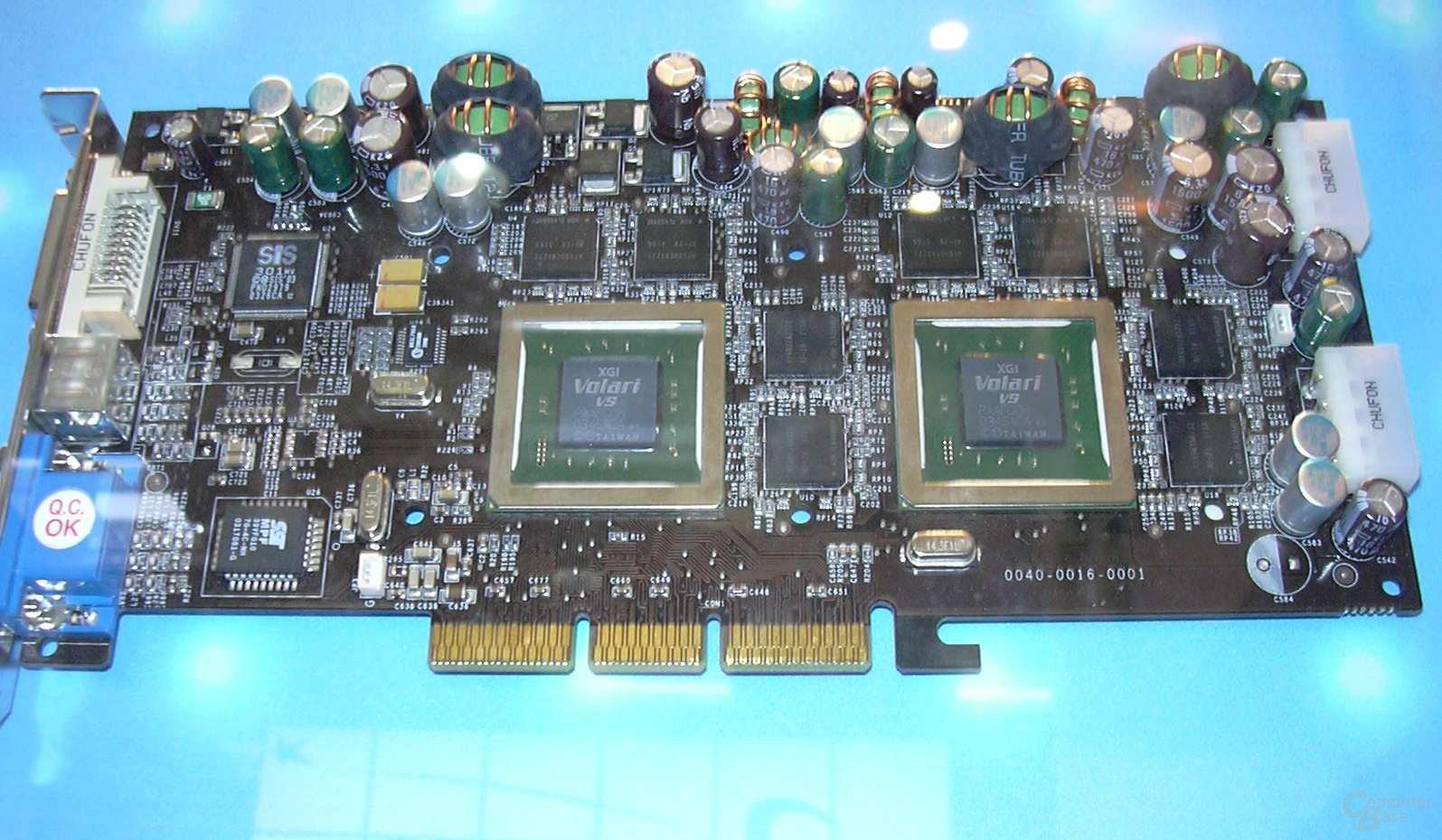 XGI Volari Duo V8 Ultra DDR1