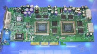 XGI Volari Duo V8 Ultra DDR2