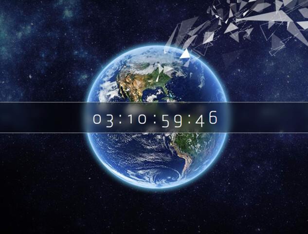 Der Countdown endet am 6. Mai um 19 Uhr