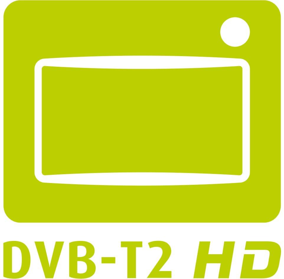 DVB-T2 HD – Gerät ist für den Empfang von DVB-T2 in Deutschland geeignet