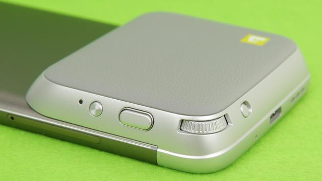 LG G5 Cam Plus im Test: Drück mich für mehr Laufzeit