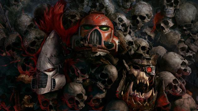 Warhammer 40K: Dawn of War 3: Basisbau und Helden im Verbund