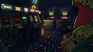 New Retro Arcade: Neon: Virtuelle Arcade-Halle erhält Vive-Neuauflage