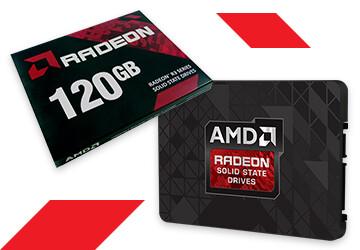 AMD Radeon R3 SSD