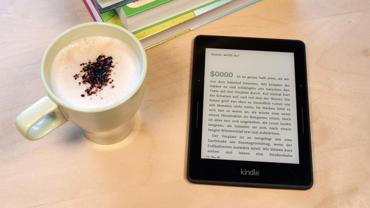 Amazon Kindle: Ein Rückblick auf neun Jahre E-Book-Reader