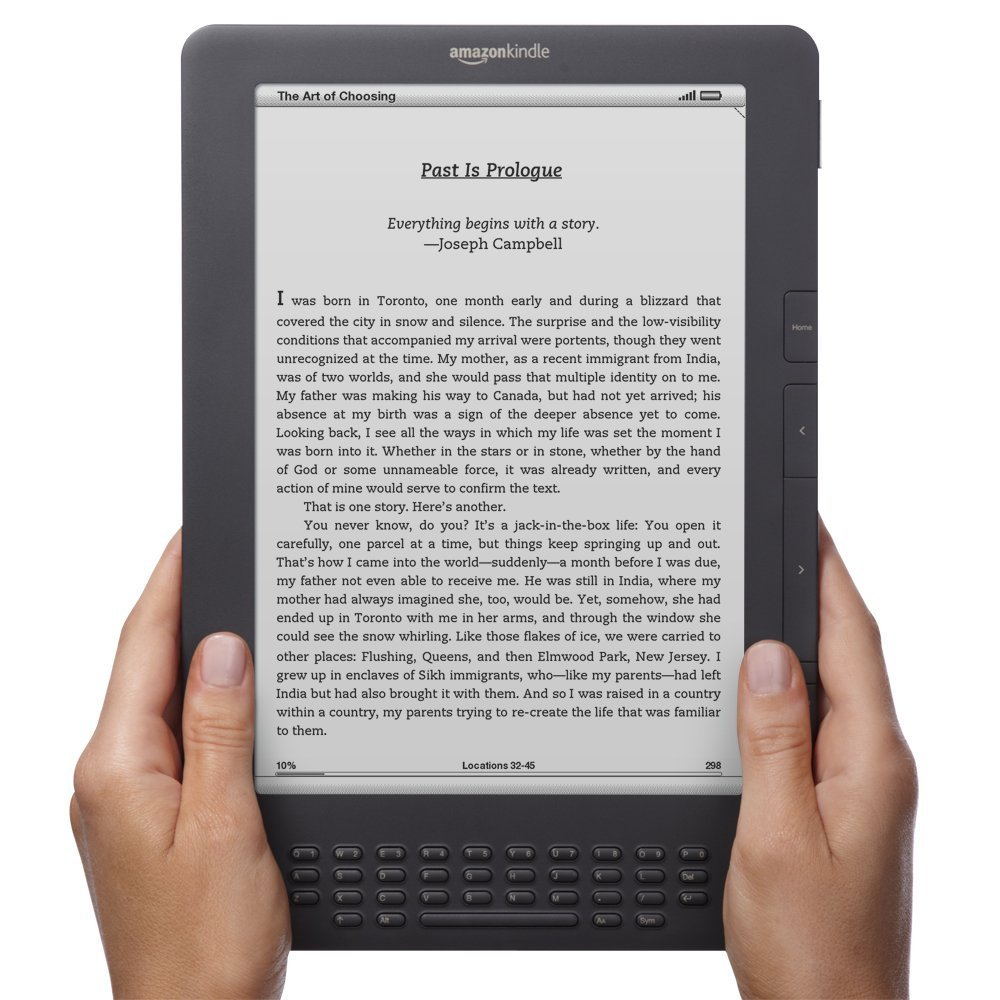 Kindle DX2