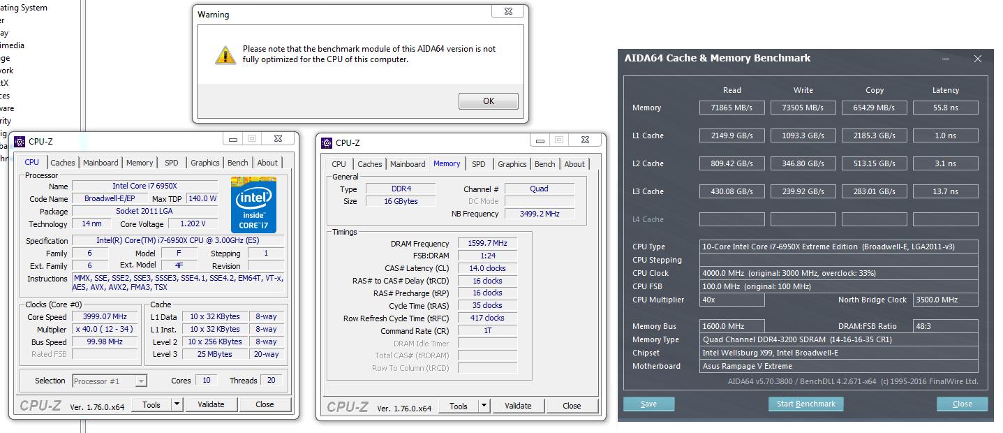 Intel Core i7-6950X: Erste Tests der neuen Sechs- und Zehn-Kern-CPU