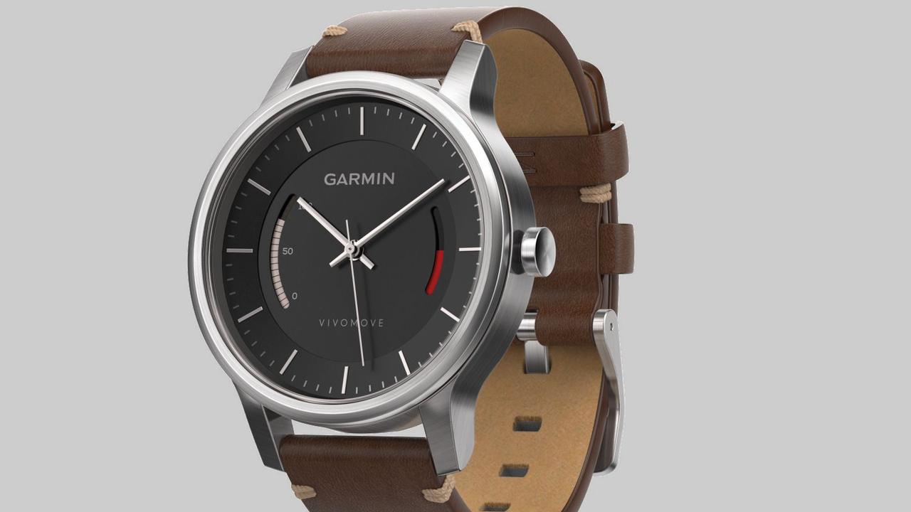 Garmin vívomove: Fitnesstracker im klassischen Uhren-Design