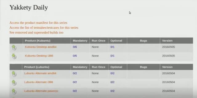 Tester gesucht für 16.10 Daily Builds