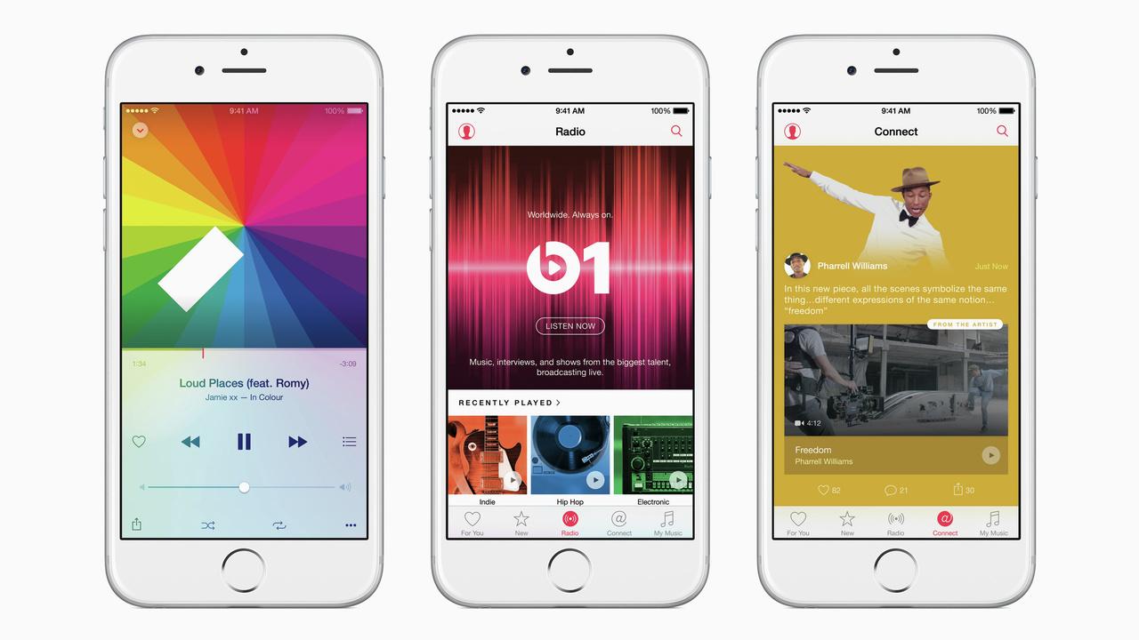 Aktion: Apple Music zum halben Preis für Studenten