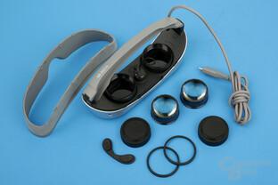 LG 360 VR auseinandergenommen