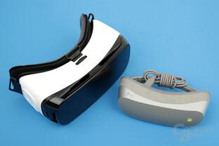 Die LG 360 VR wird per USB Typ C angeschlossen und ist klein und leicht
