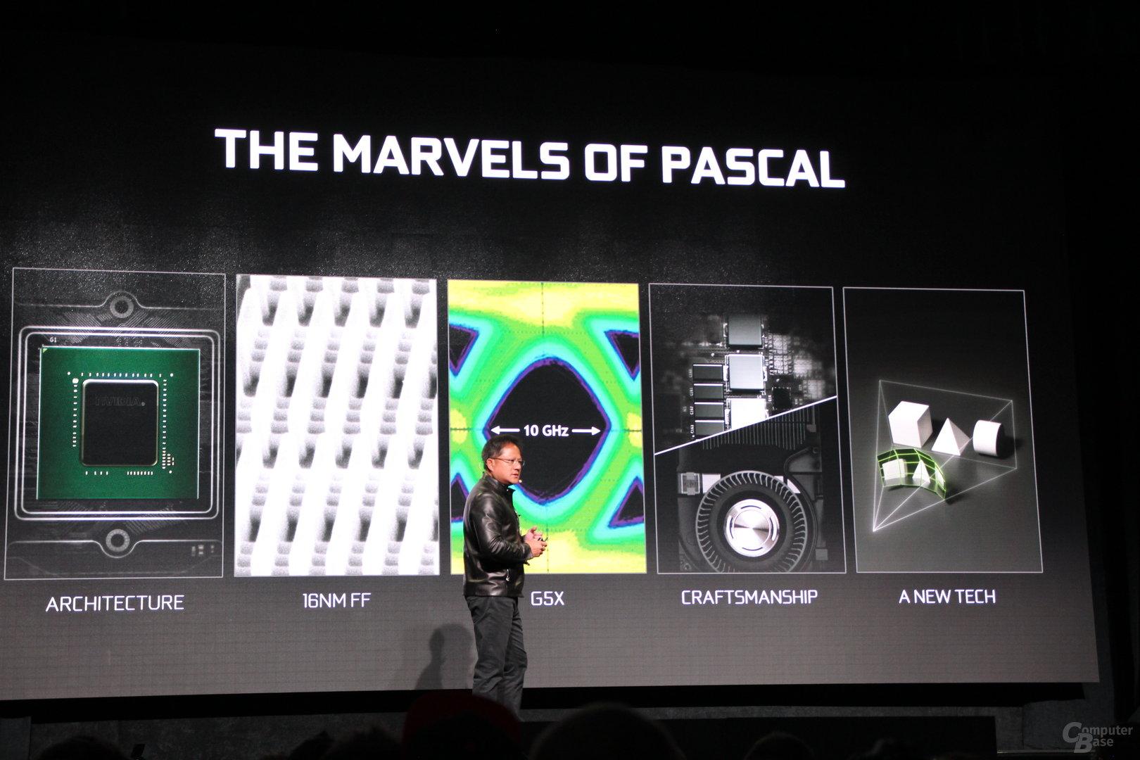 Nvidia GeForce GTX 1080 und GTX 1070
