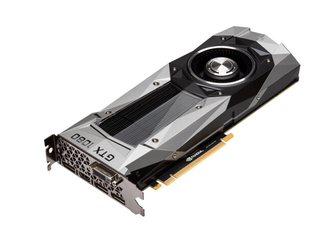Nvidia GeForce GTX 1080 in Bildern