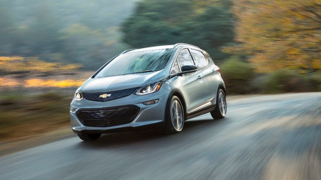 Autonomes Fahren: GM und Lyft testen selbstfahrende Elektrotaxis