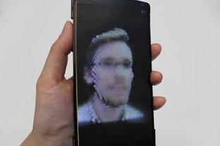 Holographische 3D-Videokonferenz