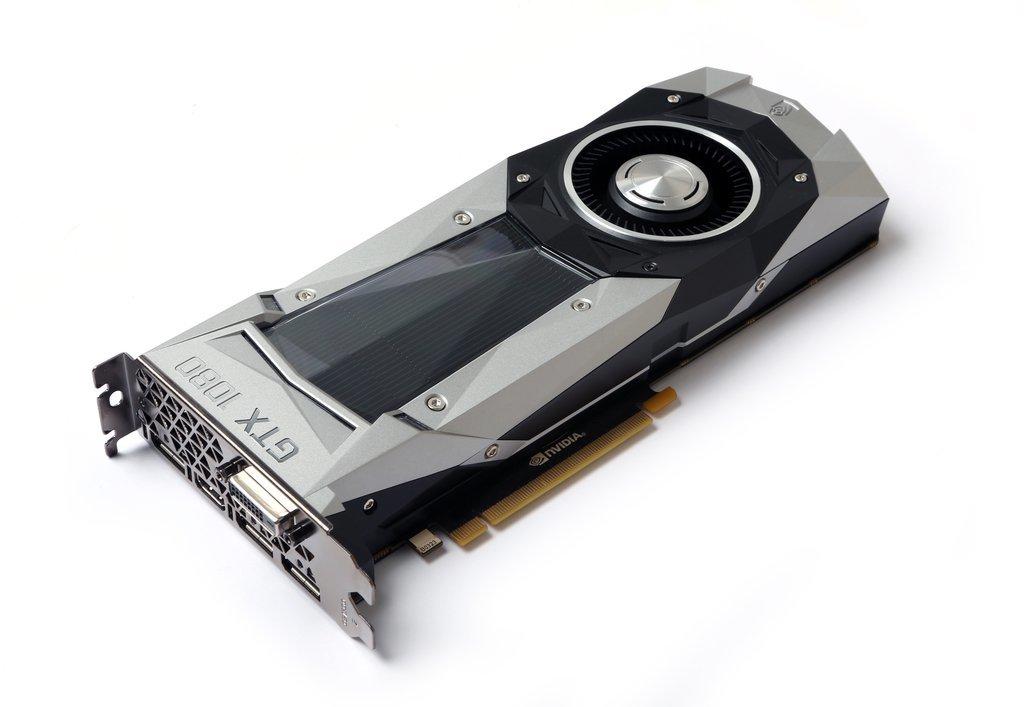 GeForce GTX 1080 im Referenzdesign