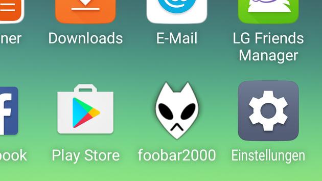 Jetzt verfügbar: Musikplayer foobar2000 für Android veröffentlicht