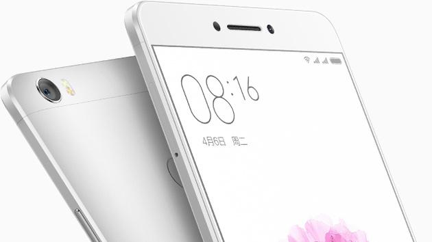 Xiaomi: Mi Max mit 6,44 Zoll und 4.850mAh kostet 200Euro
