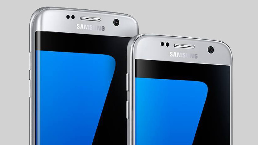 Jetzt verfügbar: Samsung Galaxy S7 (edge) auch in Silver Titanium