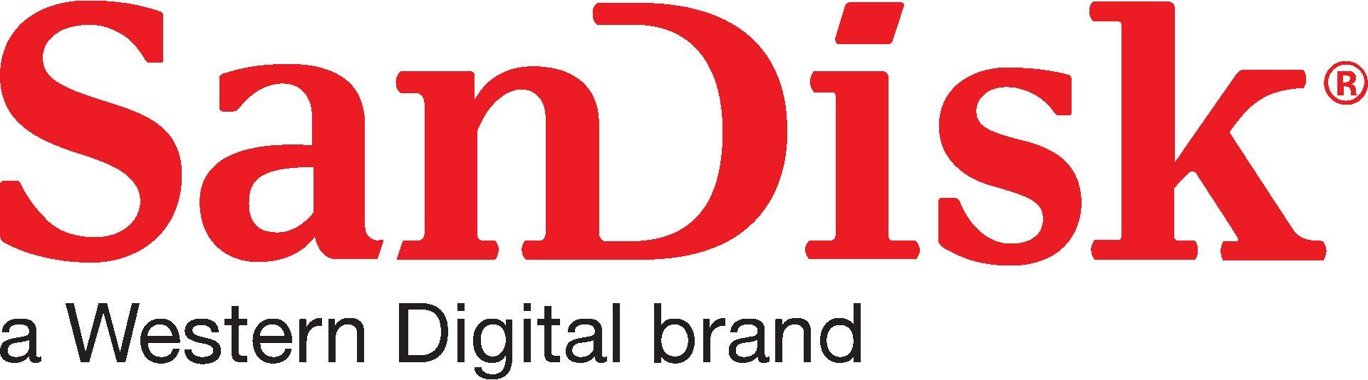 SanDisk ist nun eine Marke von Western Digital