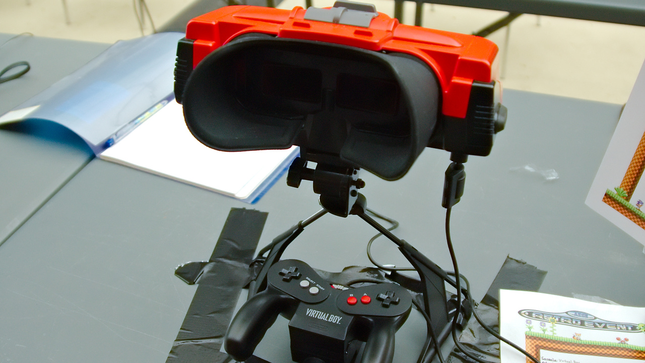 Nintendo Virtual Boy: Inoffizieller Emulator für Google Cardboard & Gear VR