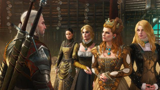The Witcher 3: Letzte Erweiterung Blood and Wine erscheint am 31. Mai