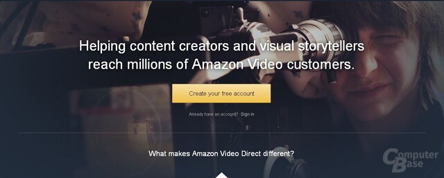 Amazon Video Direct ab sofort in Deutschland verfügbar