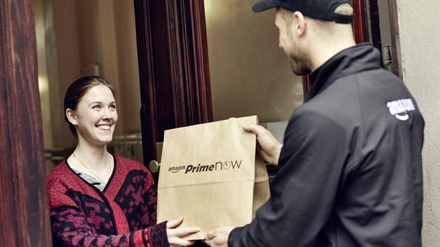 1-Stunde-Lieferung: Amazon Prime Now liefert in Berlin