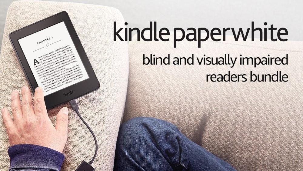 Kindle Paperwhite: Audio-Adapter ermöglicht Vorlesen von E-Books