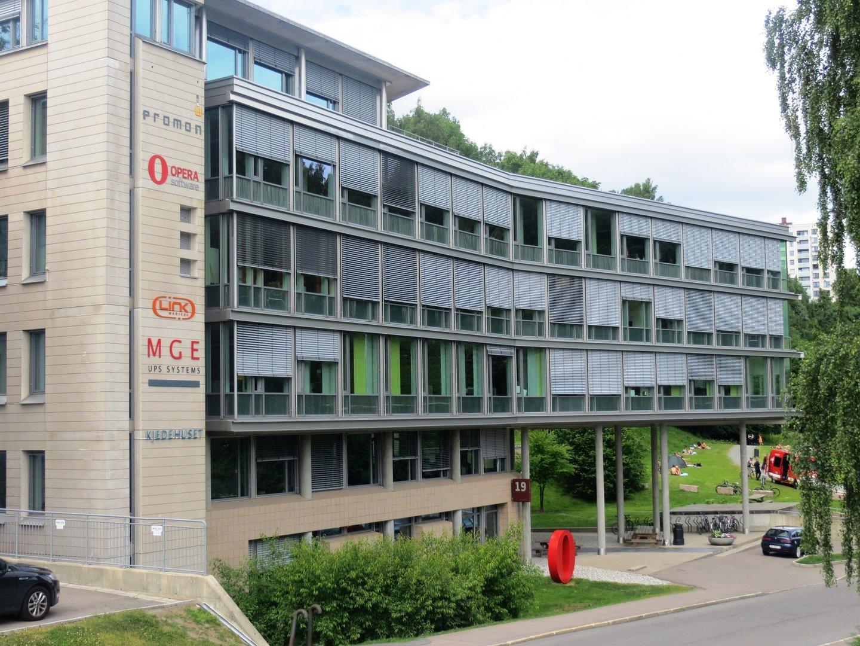 Opera Software Hauptquartier in Oslo