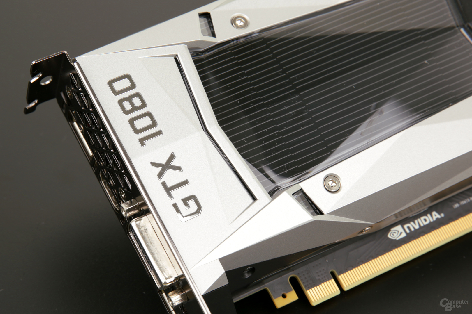 Nvidia GeForce GTX 1080 im Test