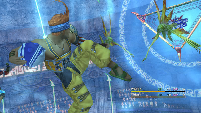 Final Fantasy X – Blitzball