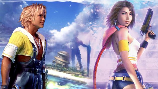 Final Fantasy X/X-2: PC-Portierung im Bundle ab heute auf Steam