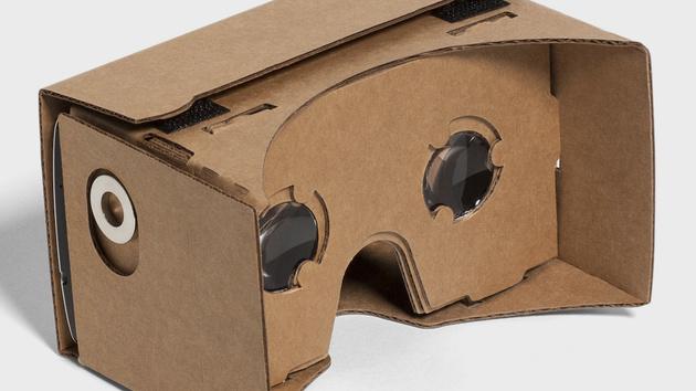 Android VR: Googles vollwertige VR-Brille soll zur I/O kommen