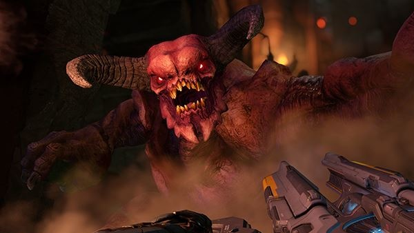 Doom: Verlustfreies Video mit 6 Minuten Vulkan-API-Demo