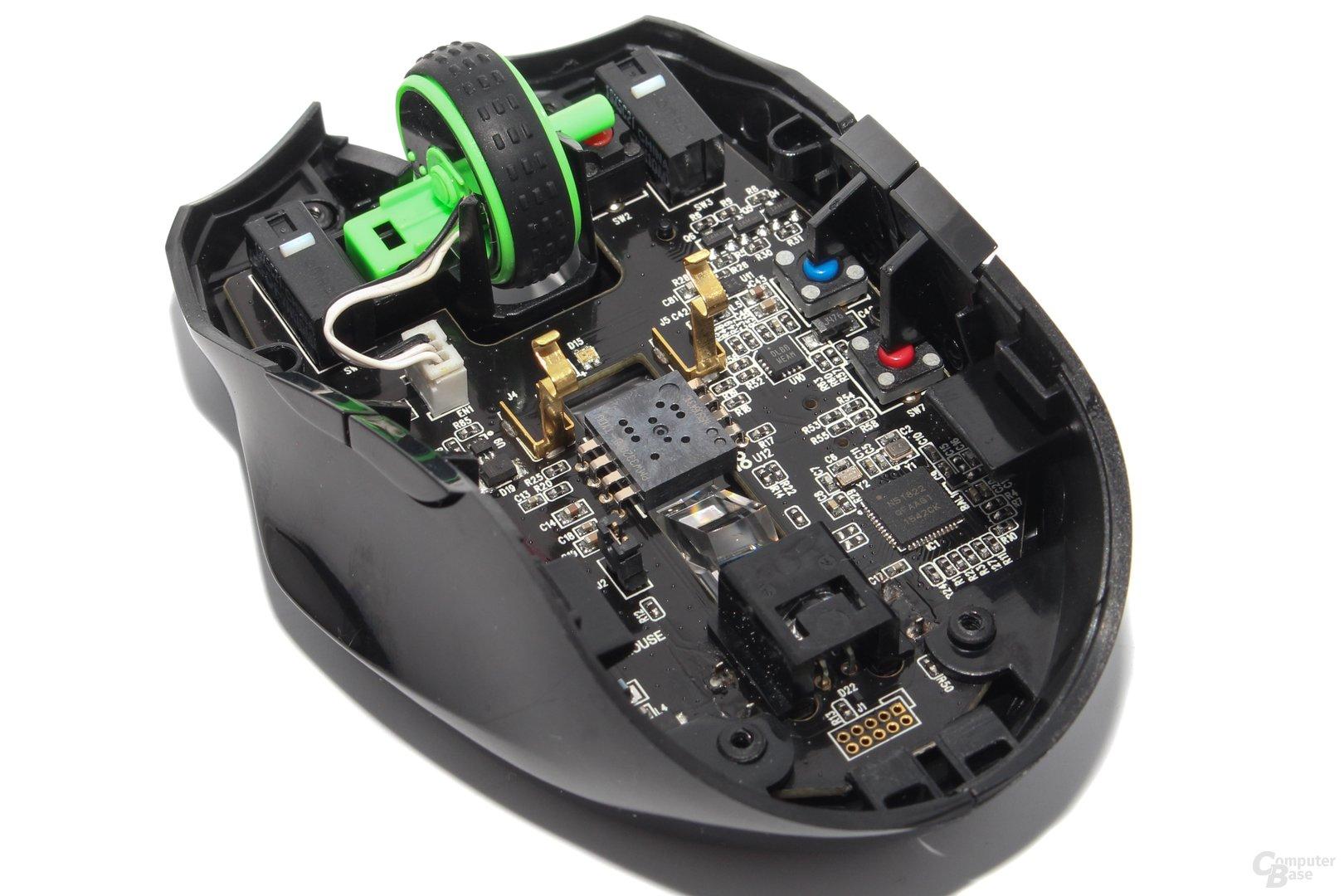 Der Nordic N51822 sorgt für Bluetooth-Funk